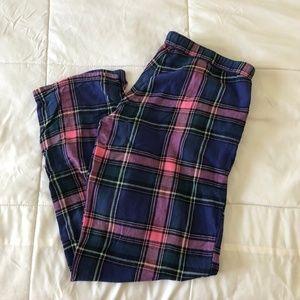 Aerie Plaid Pajama Pants - EUC